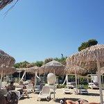 Foto di Ammos Beach-Cocktail Bar