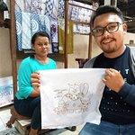 Фотография Kampoeng Batik Laweyan