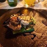 tonno con verdure