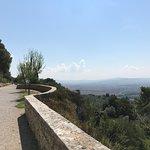 The View from Via Santa Caterina