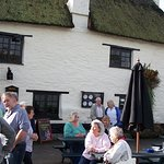 Lovely thatched pub.