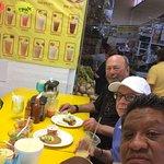 Los paseos en mercados y las mejores comidas con arte solo en mexico.