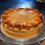 Carrot Cake by Giorgia