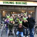 Grab some Viking horn helmets to make your ride a bit spicy and fun!