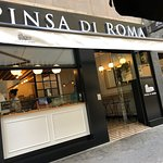 Zdjęcie Pinsa Di Roma