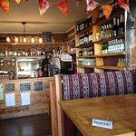 Wickham Bistro bar.