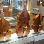 Collection of medieval instruments