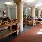 Large cafe
