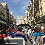 Foto de Hop On/Hop Off Bus Tour Madrid