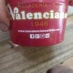Foto de Heladeria Los Valencianos 1946