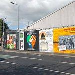 Belfast Murals on Falls Road 2