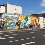Belfast Murals on Falls Road 3
