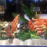 Foto de The Grotto Fish Market