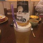 Vous connaissez la Corona Rita ? Mélange de Corona avec une bonne Margarita .. excellent !!