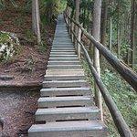 Weg nach oben