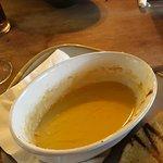 the oil from Mac n Cheese...yuk