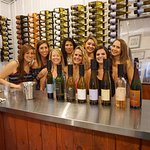 Bachelorette Party at Milea Vineyards