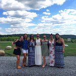 Bachelorette Party at Millbrook Winery