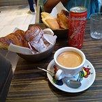 Il locale e la colazione