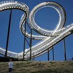 Tiger & Turtle – Magic Mountain Foto