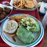 Foto de Key Largo Fisheries Backyard Cafe