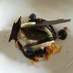Honey, Blueberry and Fig Leaf