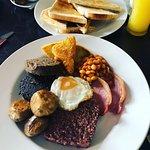 Breakfast at the Carnock Inn