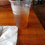 Cold Drink at the Sand Bar