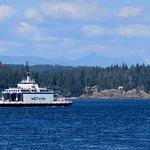 Bilde fra BC Ferries