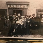 This is Thomas Pervis Rennie and all my family. They bought the hotel after retiring from being