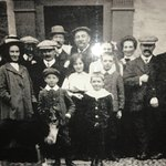 This is my great grandfather, my grandfather is the youngest boy at the front. All three boys we