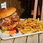 Kicken Chicken Burger