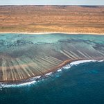 Stunning views over the Ningaloo reef