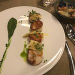 Scallops from the St. Lawrence Gulf