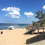 West Beach at Indiana Dunes - lovely!