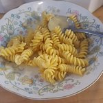 Pasta and cheese