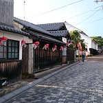 Yanai Furuichi Kanaya district traditional buildings preservation district의 사진