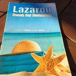Lazarou Beach Restaurant-Bar Foto