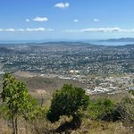 View of Townsville from Mt Stewart