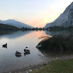 Bild från Lago di Toblino