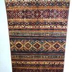New natural dye Rug - kilim design