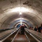 Фотография Тбилисский метрополитен