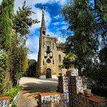 Torre Bellesguard Antoni Gaudíの写真