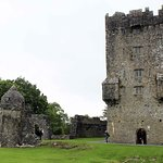 Aughnanure Castle resmi