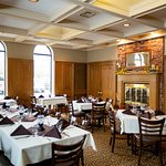 Our private dining room is available for smaller functions of up to 20-25 guests.