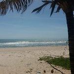 praia super tranquila pra quem gosta de sossego.