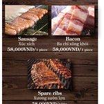 Sausage 58,000d/ 1 piece