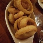 Onion Rings - Flavorful and NOT greasy