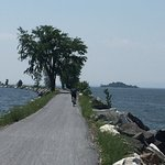 Foto de Burlington Bike Path