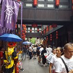Foto de Jinli Pedestrian Street